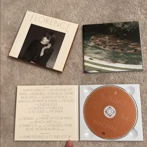 Florence + The Machine How Big How Blue How... CD